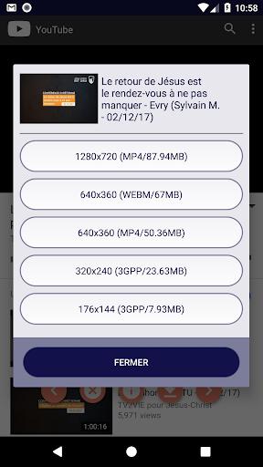 Questions/Reponses screenshots 16