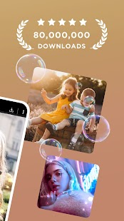PhotoDirector Animate Photo Editor & Collage Maker Screenshot