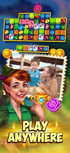 Fancy Blast: Puzzle in Fairy Tales  screenshots 4