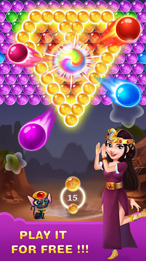 Classic Bubble Shooter 2 android2mod screenshots 2