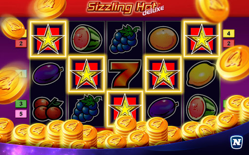 Sizzling Hotu2122 Deluxe Slot screenshots 8