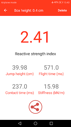 My Jump 2: Measure your jumpのおすすめ画像5