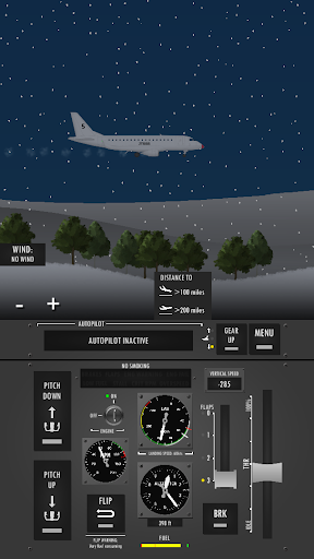 Flight Simulator 2d - realistic sandbox simulation  screenshots 13