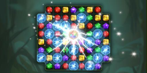 Jewel & Gem Crush - Match Master  screenshots 23