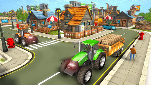 Farmland Tractor Farming - New Tractor Games 2021 1.5 screenshots 4