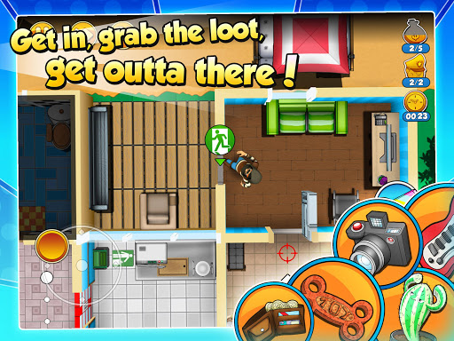 Robbery Bob 2: Double Trouble 1.6.8.10 screenshots 10