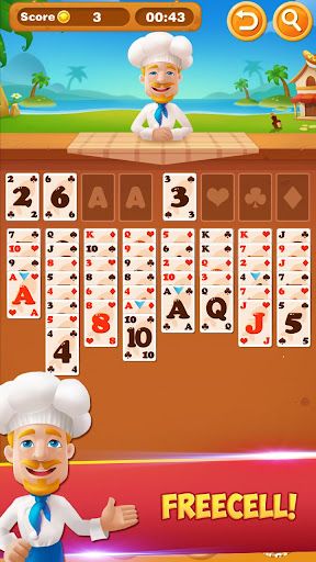 Solitaire 5 in 1 android2mod screenshots 6
