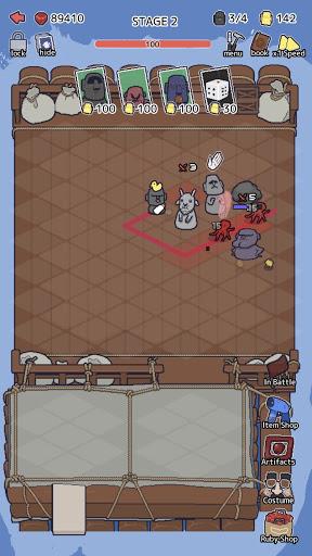 Random Moai Defense  screenshots 3