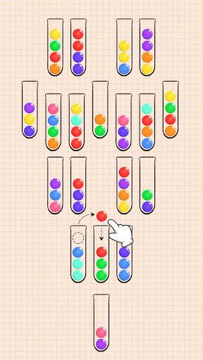 BallPuz: Ball Color Sorting Puzzle Games Apkfinish screenshots 18