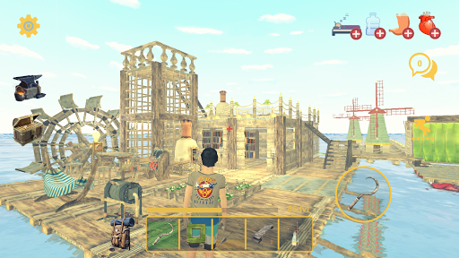 Raft Survival screenshot 2