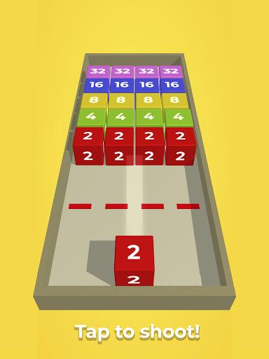 Chain Cube: 2048 3D merge game 1.46.03 screenshots 8