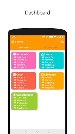 'ValCRM: SuiteCRM Mobile App'  screenshots 3