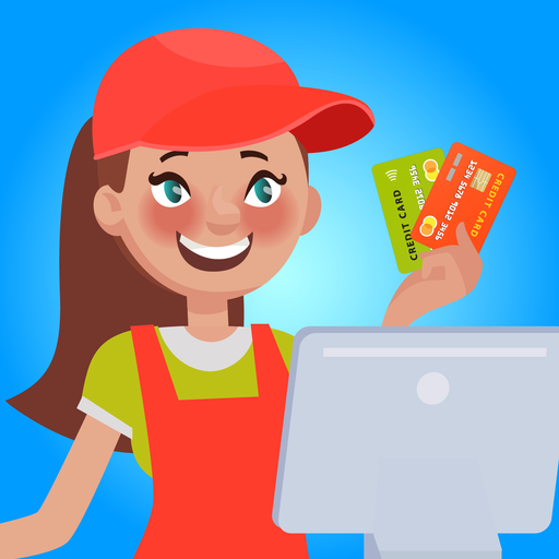Supermarket Cashier Simulator - Money Math Game