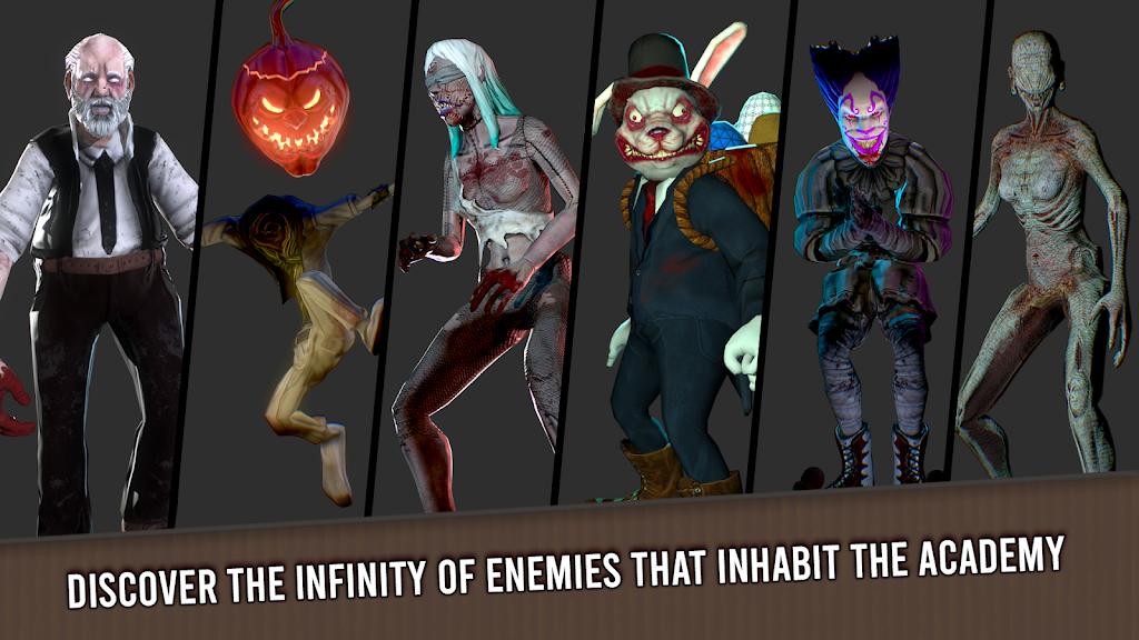 Evil Erich Sann: The death zombie game. poster 4