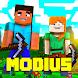 Modius - Mods for Minecraft Monster School Edition - エンタテイメントアプリ
