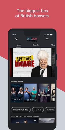 BritBox 1.16.2 screenshots 1