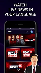 Voot Mod Apk 4.1.9 Premium Unlocked Free Download Latest Version for Android 5