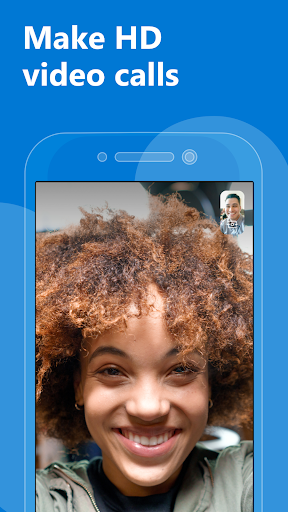 Skype - free IM & video calls 8.68.0.97 screenshots 1