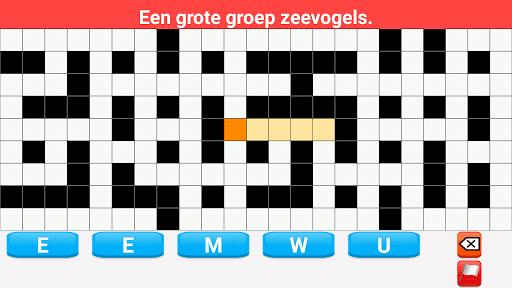 Kruiswoordpuzzels Nederlands Gratis  screenshots 6