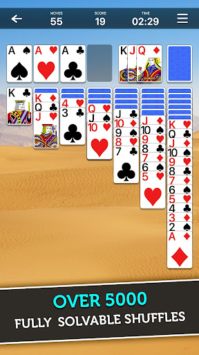 Classic Solitaire 2020 - Free Card Game 1.110.0 screenshots 2