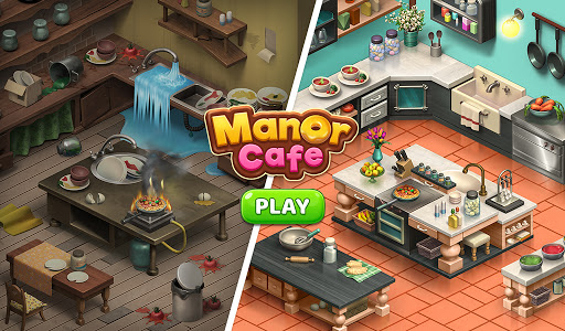 Manor Cafe  screenshots 24