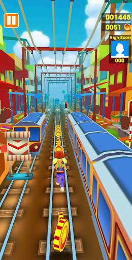 Subway 3D : Surf Run 1.0 Screenshots 2