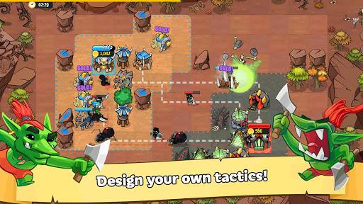Like a King RTS: 1v1 Strategy screenshots 2