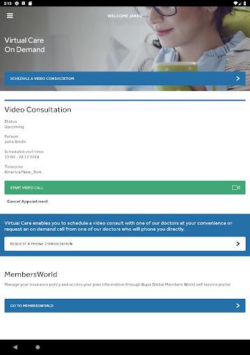 Global Virtual Care 1.0.4 Screenshots 6
