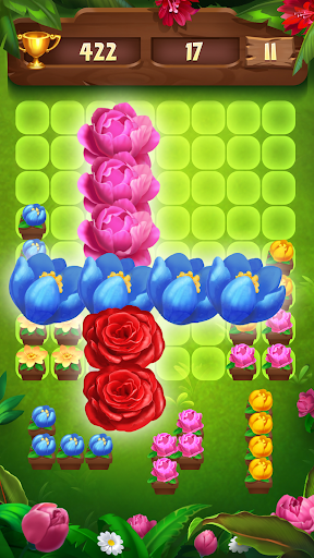 Block Puzzle Gardens - Free Block Puzzle Games androidhappy screenshots 2