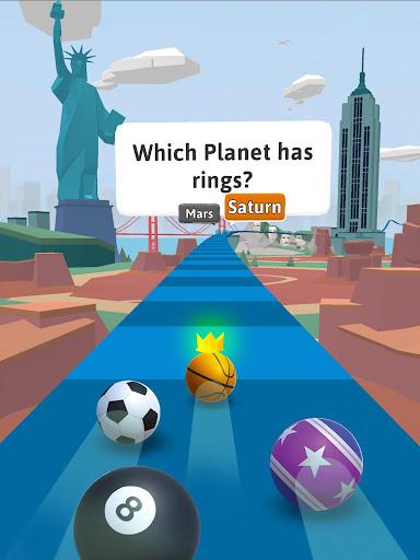 Trivia Race 3D - Roll & Answer screenshots 7