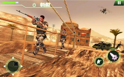 Jeux de tir: Shooter gratuit hors ligne 2021 APK MOD (Astuce) screenshots 1