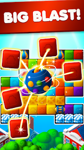 Home Blast - Crush Cubes & Smash Toys Blocks