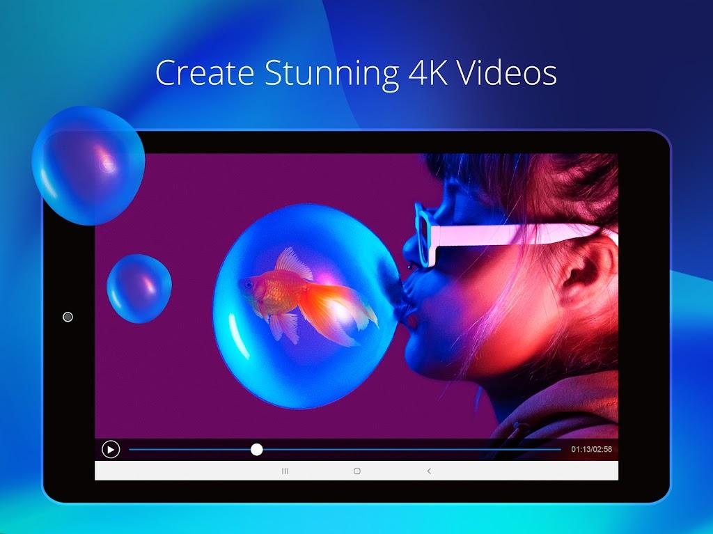 PowerDirector - Video Editor App, Best Video Maker  poster 8