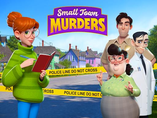 Small Town Murders: Match 3 Crime Mystery Stories screenshots 16