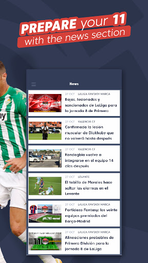 LaLiga Fantasy MARCAufe0f 2022: Soccer Manager 4.6.1.2 screenshots 16