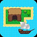 Survival RPG:失われた秘宝・アドベンチャークラフトレトロ2D 無人島で