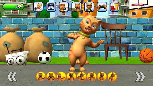 Talking Cat Leo: Virtual Pet 15 screenshots 12