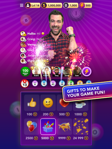 Bingo: Live Play Bingo game with real video hosts 1.5.5 screenshots 11