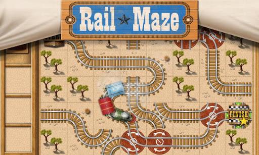 Rail Maze : Train puzzler 1.4.4 screenshots 1