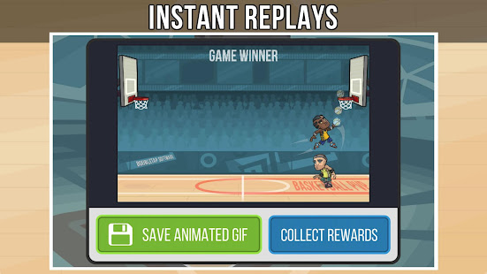 Basketball PVP screenshots 5