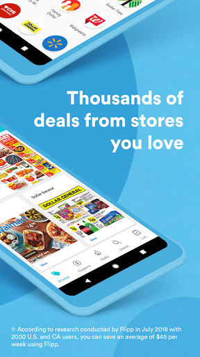 Flipp - Weekly Shopping modavailable screenshots 2