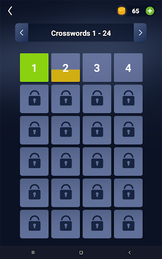 Crossword Puzzles Word Game Free 2.84 screenshots 8