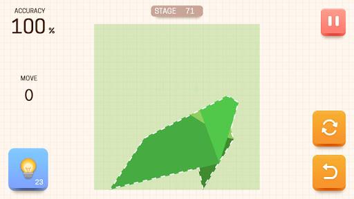 Paper Folding Puzzle  screenshots 11