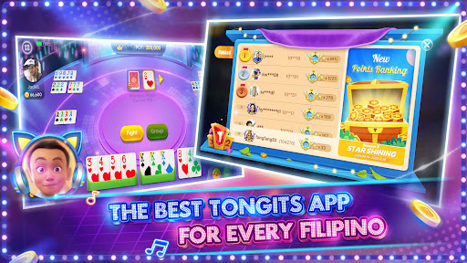 Tongits Go - Exciting and Competitive Card Game 4.0.4 screenshots 2