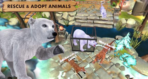 私の野生のペット:オンライン動物シム