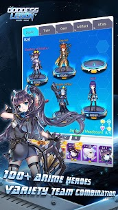 Goddess Legion: Silver Lining – AFK RPG 3