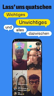Yubo: Streame live mit Freunden in Videochats Screenshot
