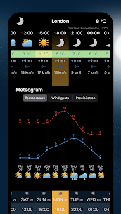 Ventusky: Weather Maps MOD APK (Premium Unlocked) Download 4