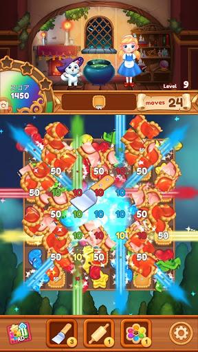 Best Cookie Maker: Fantasy Match 3 Puzzle 1.6.0 screenshots 8