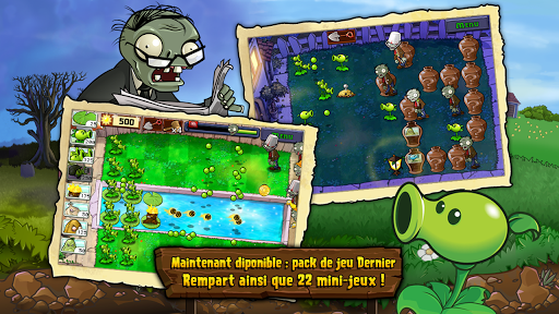 Plants vs. Zombies FREE APK MOD (Astuce) screenshots 4